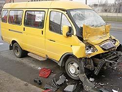 Серьезная авария на Киевском шоссе: трое погибших (НРИСС 'Инфосел', Селятино)