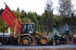 Реконструкция Киевского шоссе приблизилась к Селятино