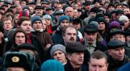 Бюджетников  Наро-Фоминского района сгоняют на митинг в поддержку Путина