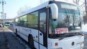 Порядка 55 дополнительных автобусов запустят на 16 маршрутах между Подмосковьем и Москвой