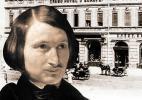 Гоголя прославили на отдельно взятой улице