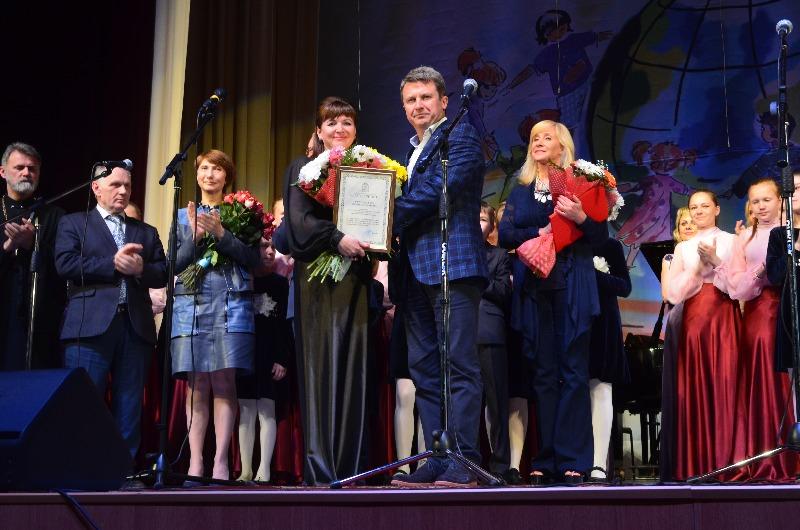 Благотворительный концерт «Мир глазами детей» прошёл в Доме культуры «Мечта» в Селятино