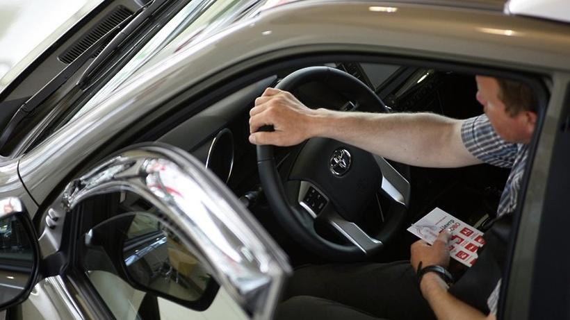 Машину Toyota за 1,5 млн руб угнали в Наро-Фоминском районе