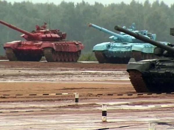В Подмосковье задержаны офицеры, подозреваемые в хищении топлива для «Танкового биатлона»