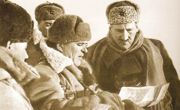 70-летию битвы под Москвой…