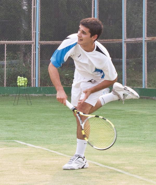 Теннисный турнир в Селятино