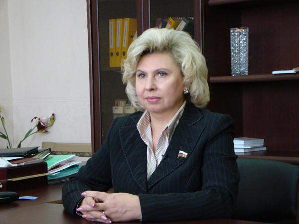 Татьяна Москалькова: «Закон о полиции доработали с учетом двадцати тысяч замечаний и предложений»