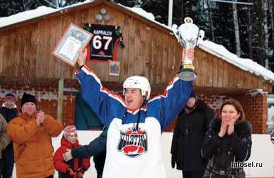 В Селятино пришел хоккей