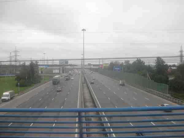 Девять параллельных дорог соединят Киевское и Калужское шоссе