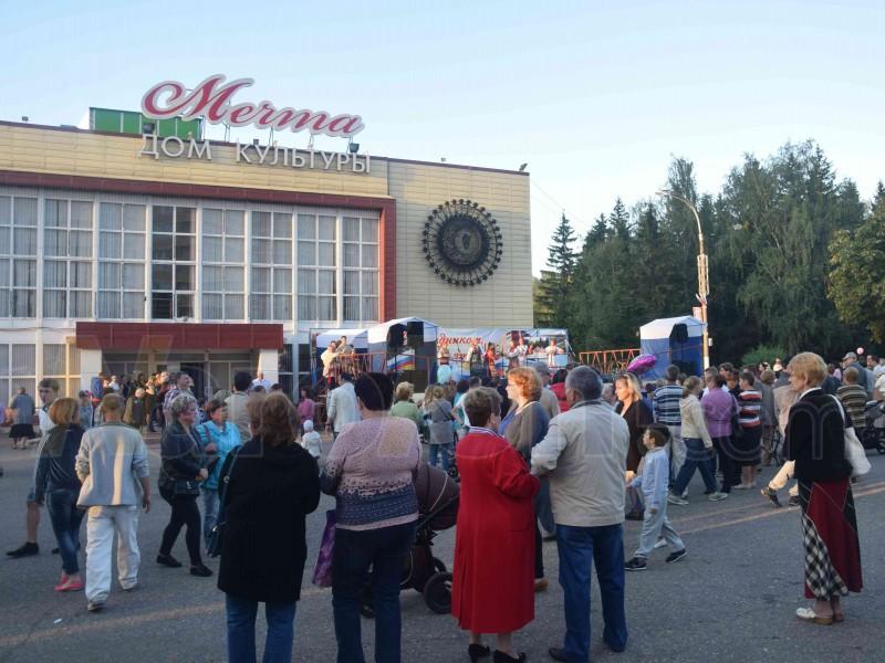 В Селятино прошла «репетиция» юбилея