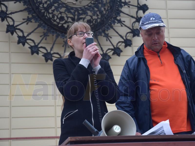 Селятинцы хотят провести митинг по поводу закрытия цементного завода!