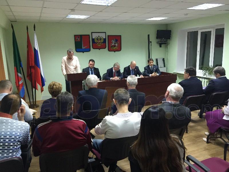 Депутаты Селятино назначили слушания по присоединению территории на 6 декабря
