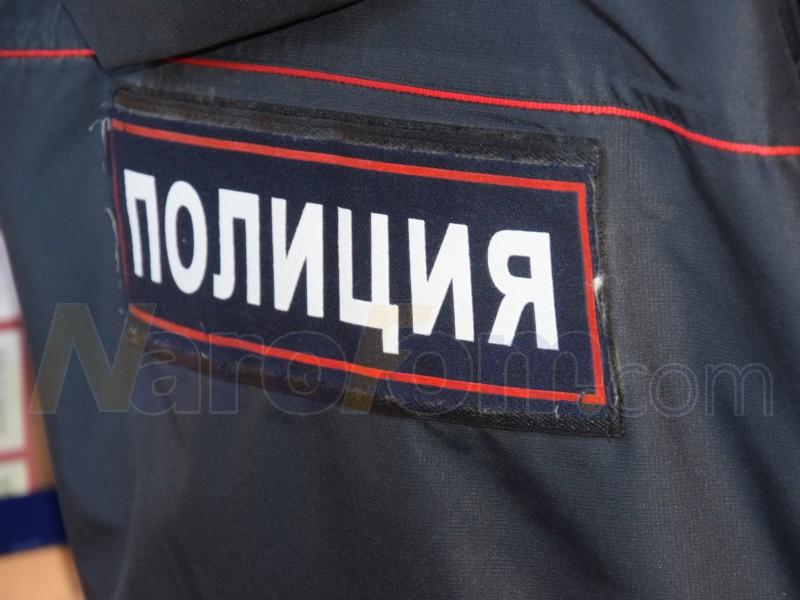 Нарофоминца убили при попытке ограбления банка