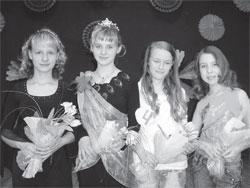 Королевы Весны 2007