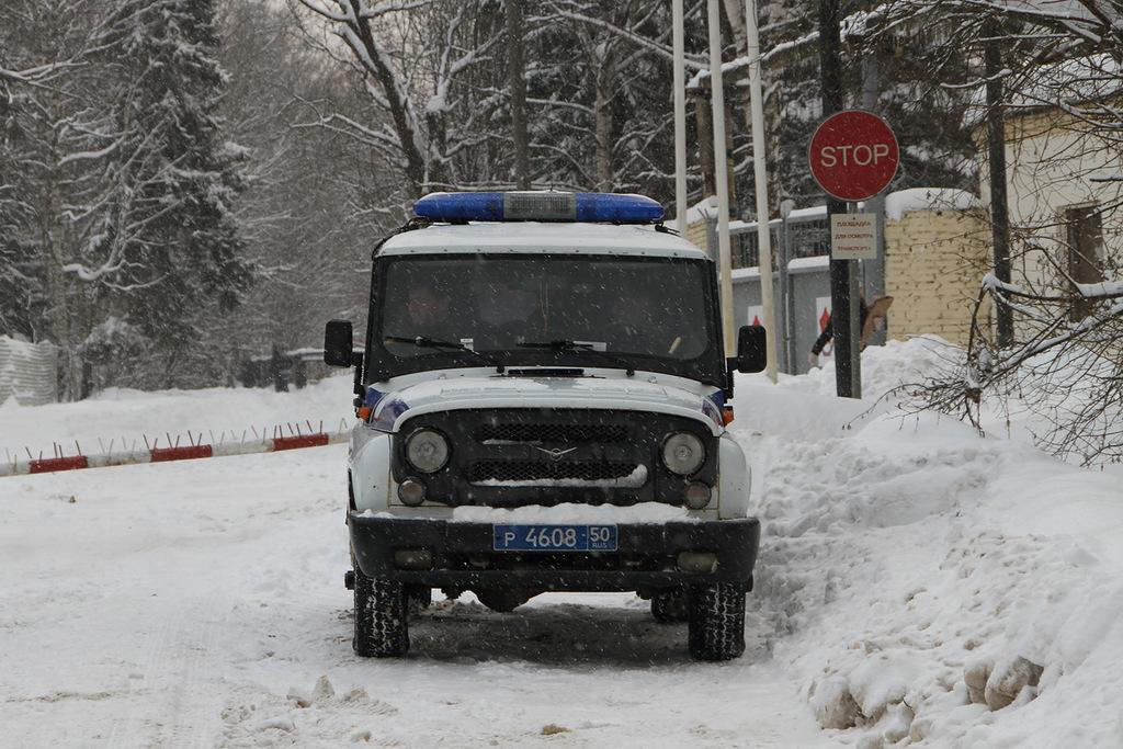Полицейские раскрыли угон автомобиля в Селятино