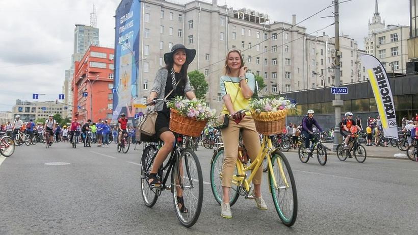 29 мая электрички будут бесплатно перевозить велосипеды