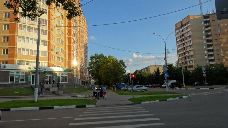 Банкомат Сбербанка дом №55 Селятино