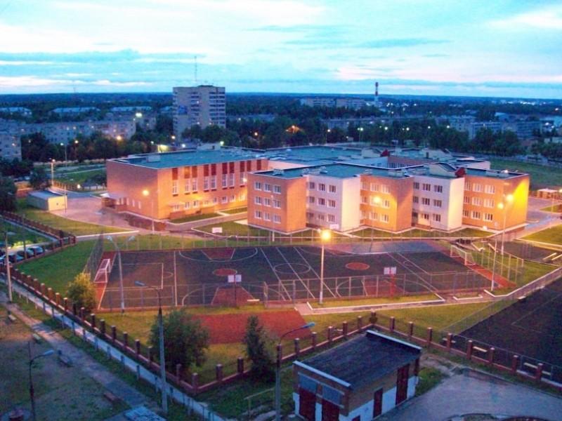 Школа Селятино №1