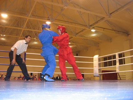 Unifight – универсальный бой