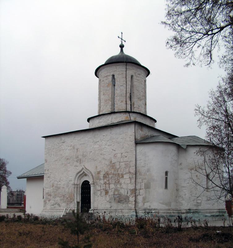 Церковь Николая Чудотворца. Село Каменское