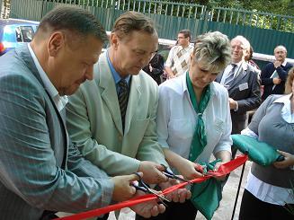Новый офис Сбербанка в Селятино открыт!