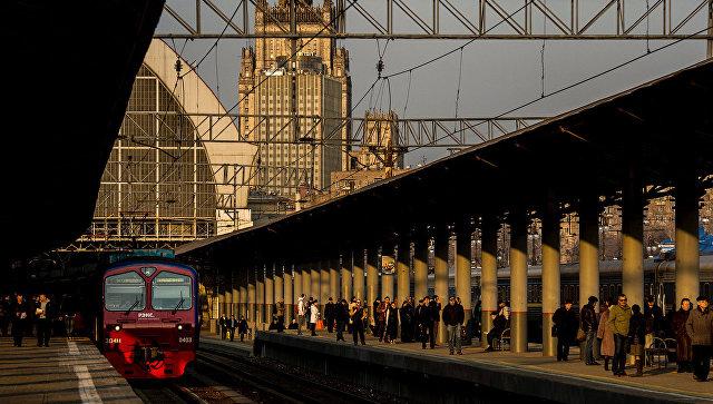 Москва реорганизует территорию вдоль Киевского направления железной дороги