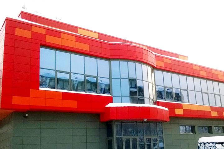 Завершено строительство Дома быта в Селятино