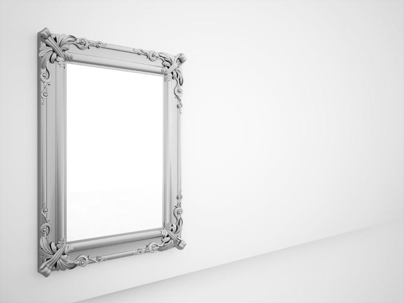 зеркало-в-раме