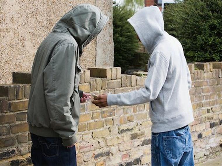 Сотрудники полиции пресекли незаконный сбыт наркотиков в Селятино