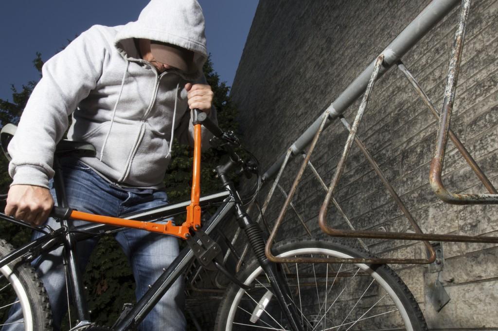 Сотрудники полиции в Селятино задержали подозреваемого в краже велосипеда