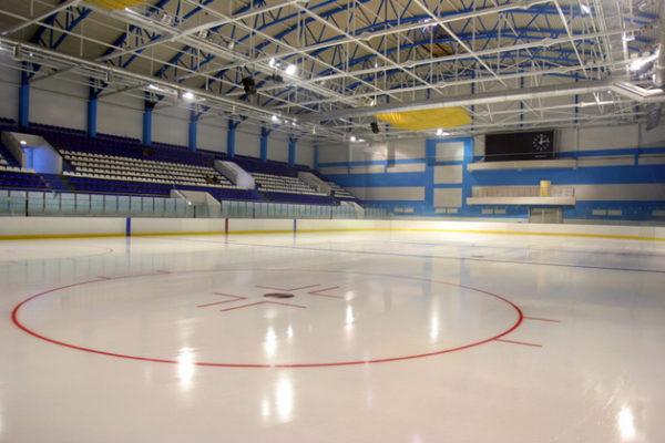 Две ледовые арены введут в эксплуатацию в Наро-Фоминском городском округе