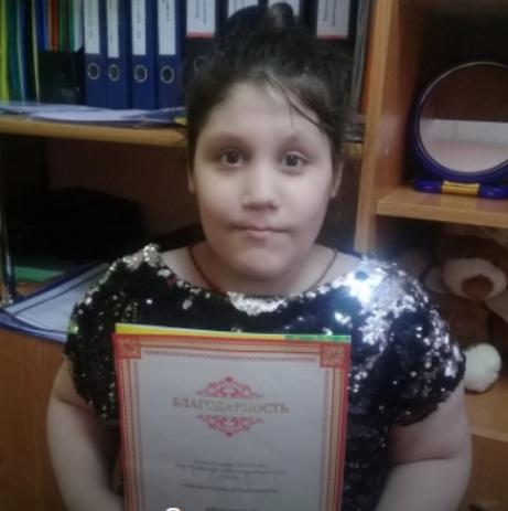 Девочка-инвалид из Селятино продает поделки, чтобы собрать деньги на реабилитацию