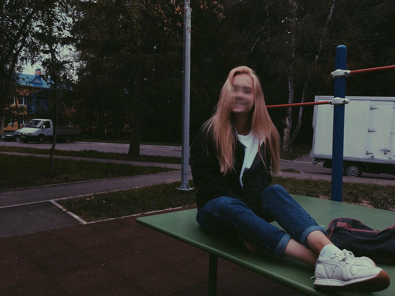 Школьница решила сфотографироваться на крыше в Селятино и разбилась насмерть