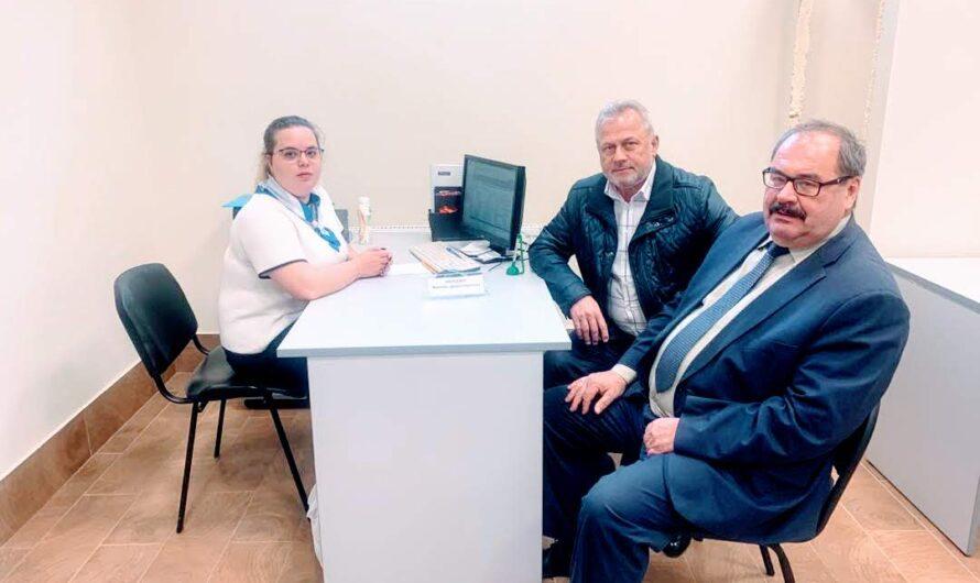 В Селятино открылся дополнительный офис МосОблЕИРЦ