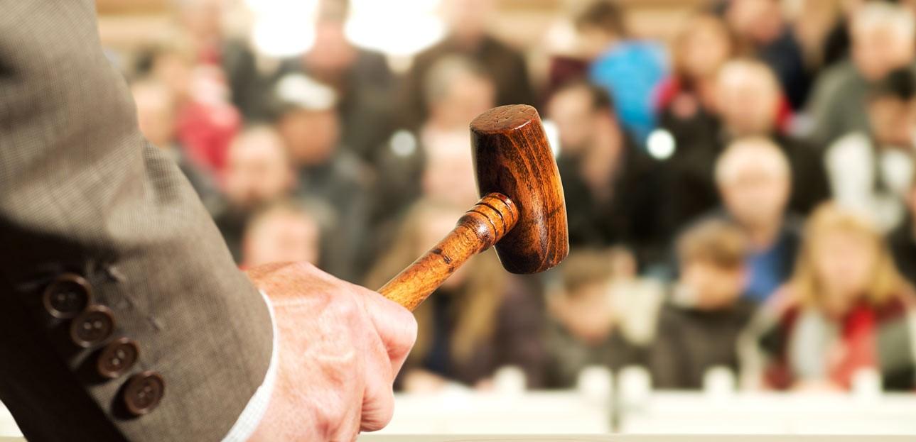 63 аукциона по аренде и продаже имущества и участков прошли в Подмосковье за неделю