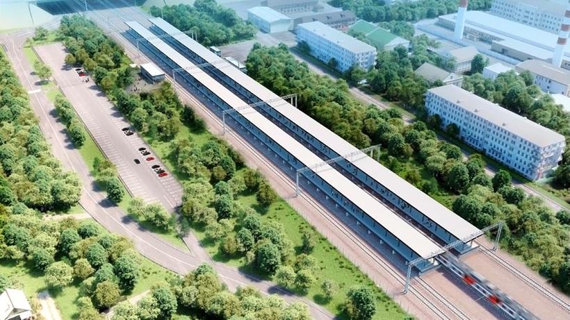 Какие станции МЦД откроют в 2021 году