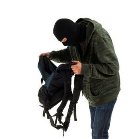 Установлен подозреваемый в краже рюкзака в Селятино